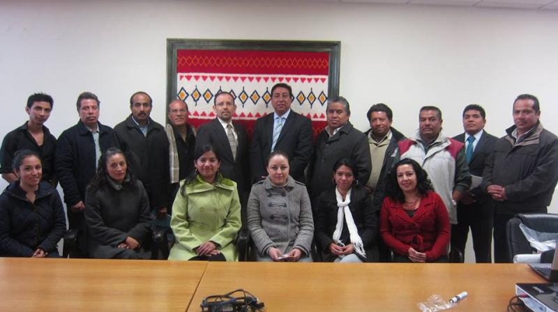 Comprehensive Internationalization Workshop at UT Tlaxcala, Huamantla,Tlax, MX. Dec 15, 2014