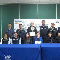 Comprehensive Internationalization Workshop at UT Huejotzingo, Puebla MX. Feb 11, 2015
