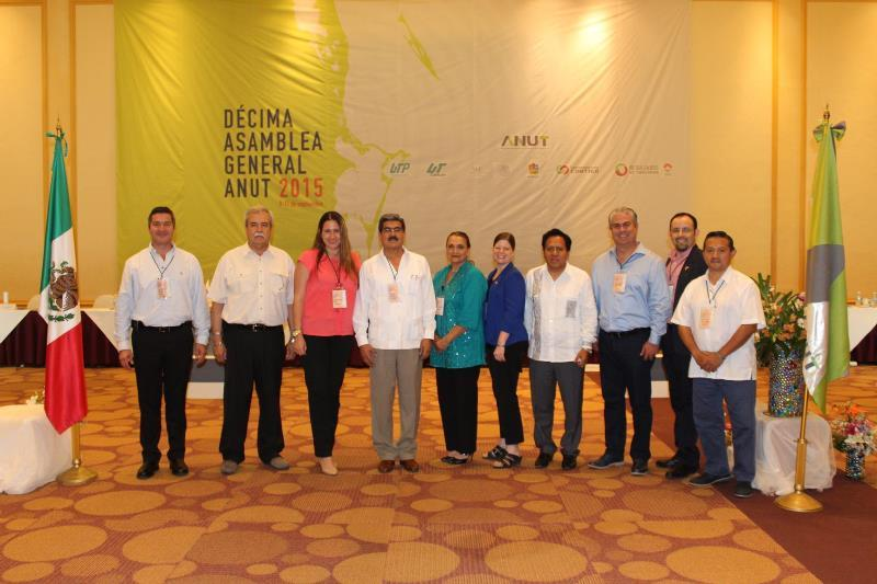 Comprehensive Internationalization Talk for UT Rectors at ANUT´s Annual Assembly- Cancun, Sept. 11, 2015