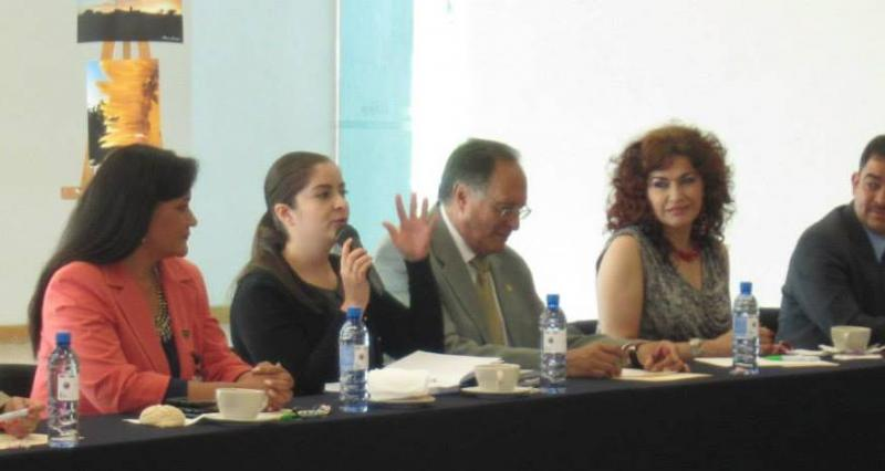 (Video Spanish) Words by UT El Retoño rector, Ing. Patricia Saracho at USMEXFUSION´s CI workshop in Ags,MX. Oct. 1, 2014