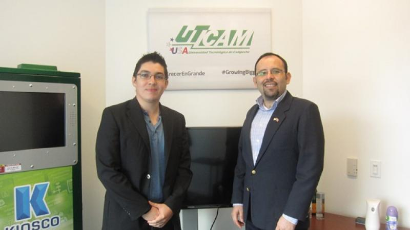 USMEXFUSION at UTCAM USA, Houston, TX - Nov 25, 2015