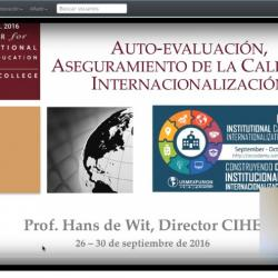 Sept.-Oct, 2016 HEI Internationalization Online Courses
