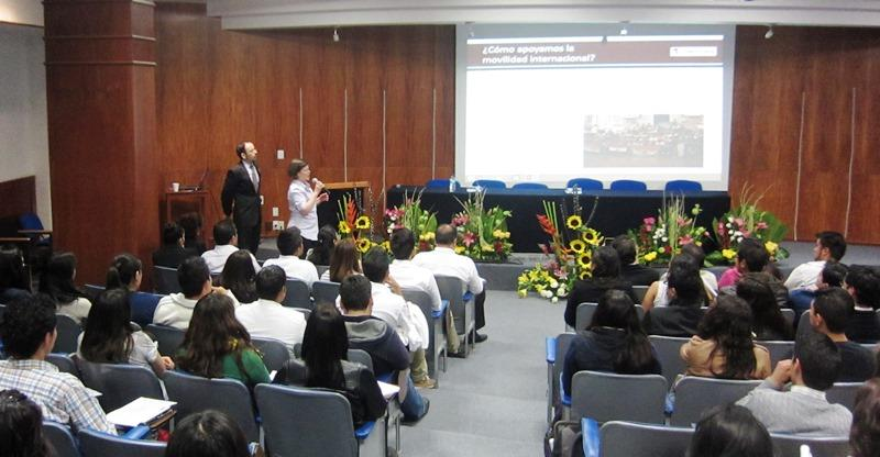 USMEXFUSION & CCID Represented at Mexican Student Mobility Forum - University of Chapingo May 8 – 9, 2014.