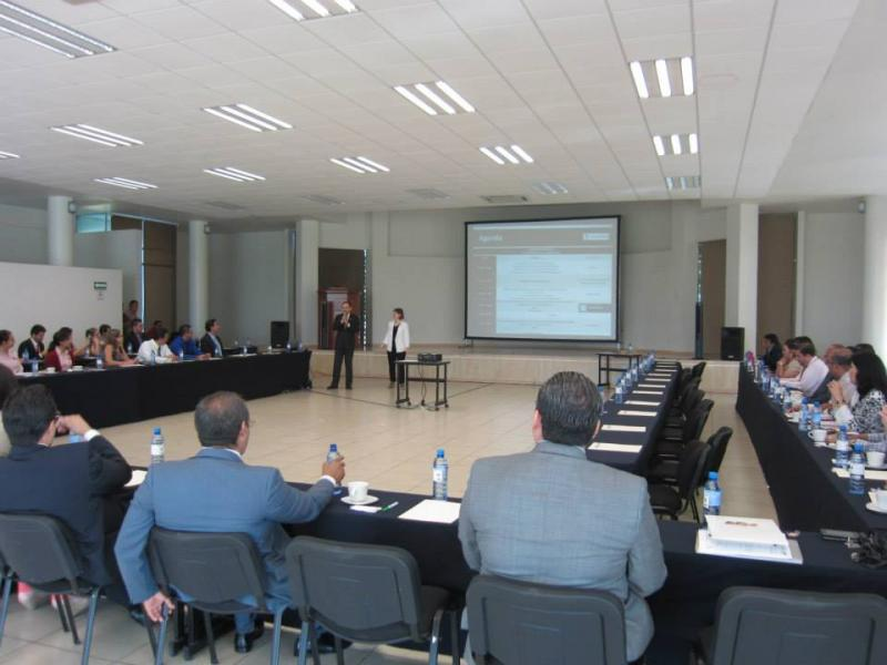 Comprehensive Internationalization Workshop for UTs in Ags. at UT Norte de Aguascalientes - Ags.,Mexico - Oct. 1, 2014