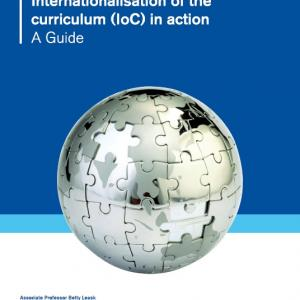Internationalization of the curriculum (IoC) - A Guide